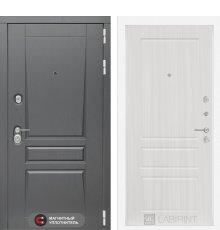 Дверь Лабиринт  Платинум 03 - Сандал белый