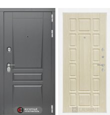 Дверь Лабиринт  Платинум 12 - Беленый дуб
