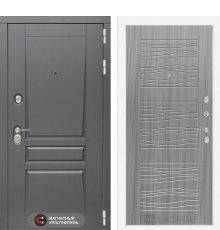 Дверь Лабиринт Платинум 06 - Сандал серый