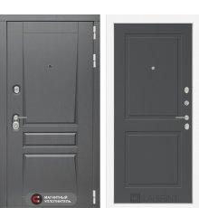 Дверь Лабиринт Платинум 11 - Графит софт