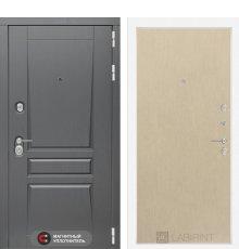 Дверь Лабиринт Платинум 05 - Венге светлый