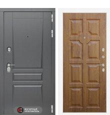 Дверь Лабиринт  Платинум 17 - Золотой дуб