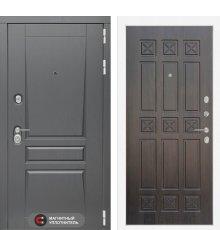 Дверь Лабиринт  Платинум 16 - Алмон 28
