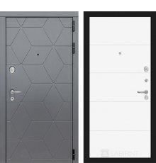 Дверь Лабиринт COSMO 13 - Белый софт