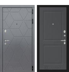 Дверь Лабиринт COSMO 11 - Графит софт