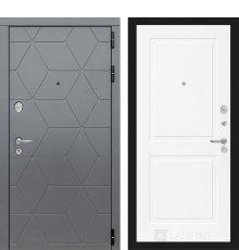 Дверь Лабиринт COSMO 11 - Белый софт
