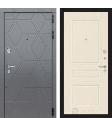 Дверь Лабиринт COSMO 03 - Крем софт