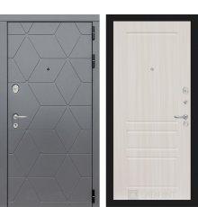 Дверь Лабиринт COSMO 03 - Сандал белый
