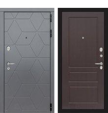 Дверь Лабиринт COSMO 03 - Орех премиум