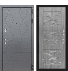 Дверь Лабиринт COSMO 06 - Сандал серый