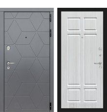 Дверь Лабиринт COSMO 08 - Кристалл вуд