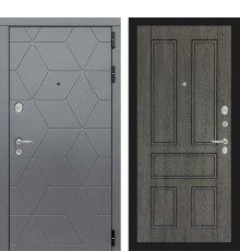 Дверь Лабиринт COSMO 10 - Дуб филадельфия графит