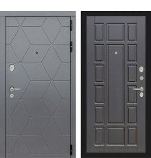 Дверь Лабиринт  COSMO 12 - Венге