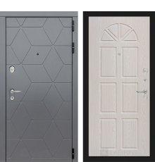 Дверь Лабиринт  COSMO 15 - Алмон 25