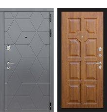Дверь Лабиринт COSMO 17 - Золотой дуб