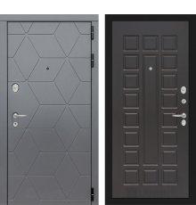 Дверь Лабиринт  COSMO 04 - Венге