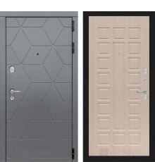 Дверь Лабиринт COSMO 04 - Беленый дуб
