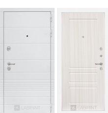 Дверь Лабиринт Трендо 03 - Сандал белый