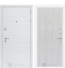 Дверь Лабиринт  Трендо 06 - Сандал белый