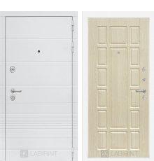 Дверь Лабиринт Трендо 12 - Беленый дуб