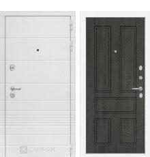 Дверь Лабиринт Трендо 10 - Дуб филадельфия графит