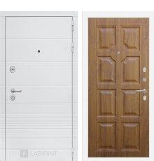 Дверь Лабиринт Трендо 17 - Золотой дуб