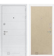 Дверь Лабиринт Трендо 05 - Венге светлый фото