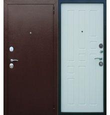 Дверь Цитадель Гарда 8 мм Белый ясень фото