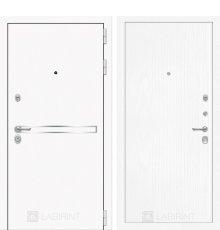 Дверь Лабиринт Лайн WHITE 07 - Белое дерево