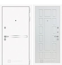 Дверь Лабиринт  Лайн WHITE 12 - Белое дерево