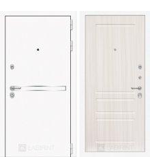 Дверь Лабиринт Лайн WHITE 03 - Сандал белый