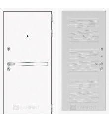 Дверь Лабиринт Лайн WHITE 06 - Белое дерево