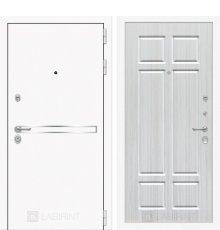 Дверь Лабиринт Лайн WHITE 08 - Кристалл вуд