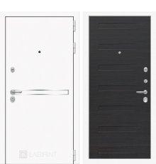 Дверь Лабиринт Лайн WHITE 14 - Эковенге