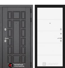 Дверь Лабиринт Нью-Йорк 13 - Белый софт
