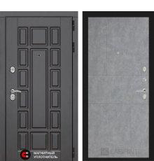 Дверь Лабиринт Нью-Йорк 21 - Бетон светлый