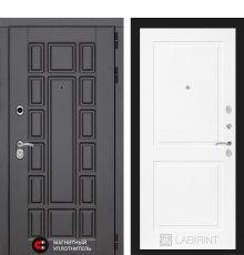 Дверь Лабиринт Нью-Йорк 11 - Белый софт