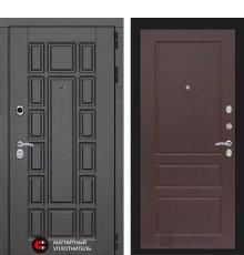 Дверь Лабиринт Нью-Йорк 03 - Орех премиум