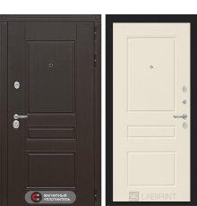 Дверь Лабиринт Мегаполис 03 - Крем софт