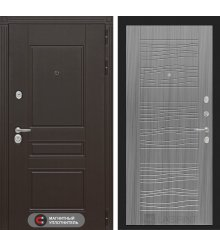 Дверь Лабиринт Мегаполис 06 - Сандал серый