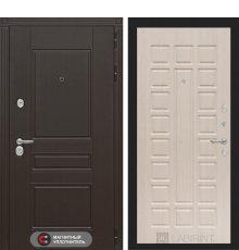 Дверь Лабиринт Мегаполис 04 - Беленый дуб