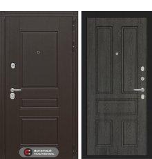 Дверь Лабиринт Мегаполис 10 - Дуб филадельфия графит