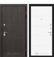 Дверь Лабиринт URBAN 13 - Белый софт