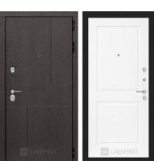 Дверь Лабиринт URBAN 11 - Белый софт
