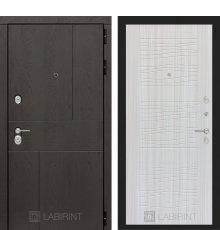 Дверь Лабиринт URBAN 06 - Сандал белый