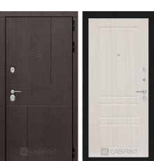 Дверь Лабиринт  URBAN 03 - Сандал белый