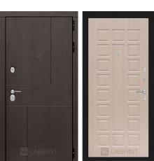 Дверь Лабиринт URBAN 04 - Беленый дуб