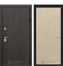 Дверь Лабиринт URBAN 05 - Венге светлый