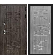 Дверь Лабиринт  SCANDI Дарк грей 06 - Сандал серый