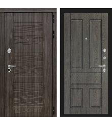 Дверь Лабиринт SCANDI Дарк грей 10 - Дуб филадельфия графит